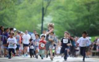 Легкая атлетика для детей: со скольки лет и какая польза. Лёгкая атлетика для детей