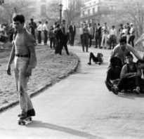 Трюк уличных скейтеров 4 буквы на о. История скейтбординга