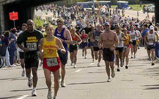 Сколько км марафонская дистанция. О зарождении марафонской дистанции