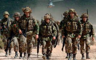 Реплика военной формы США незаменима для активного отдыха