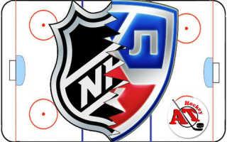 Разница между хоккейными площадками кхл и нхл.