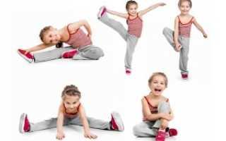Интересная зарядка для детей младшего школьного возраста. Утренняя зарядка для детей (комплекс упражнений)