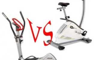 Что лучше эллипсоид или велотренажер для похудения. Что эффективнее для похудения? В чем разница между велотренажерами и эллипсоидами