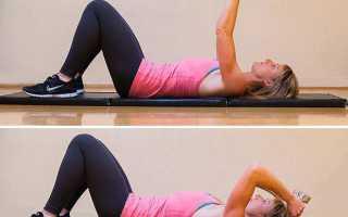 Упражнения для груди для женщин: эффективный комплекс. О чем стоит задуматься