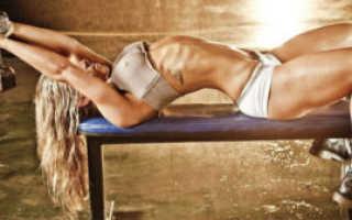 Как девушке сделать тело красивым? Как сделать быстро рельефное тело.