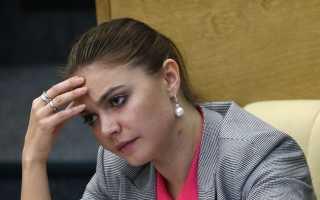 Кабаева алина личная жизнь возраст. Свадьба Путина и Кабаевой: последние новости, вымысел ли? Рост, вес, возраст