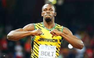 Самый известный бегун. Самый быстрый человек в мире за всю историю