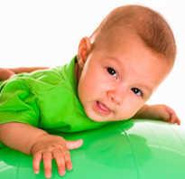 Укачивание на фитболе для ребенка 2 месяца. Фитбол для новорожденных