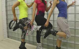 Приспособление для прыжков на ноги. Новый модный вид фитнеса: Kangoo Jumps