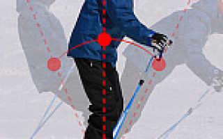 Как правильно бежать на лыжах коньковым ходом. Как кататься на горных лыжах: советы начинающим горнолыжникам