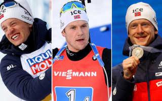 Сколько астматиков в сборной норвегии по биатлону. Российские биатлонисты-астматики обходятся без лечения
