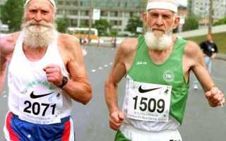 Профессиональный спорт и продолжительность жизни. Профессиональные спортсмены живут дольше