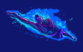 Накачка тела тренировками плавания. Реально ли накачать мышцы в бассейне? Плавание в бодибилдинге: мышцы плечевого пояса и туловища