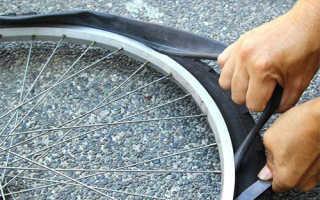 Замена велосипедной камеры. Правила замены покрышек на велосипеде
