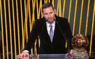 Сколько золотых мячей у Месси? Лучше Пеле и Марадоны? Месси получил пятый «Золотой мяч.