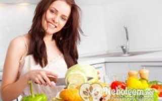Очищающая диета для похудения на 5 дней. Это важно знать