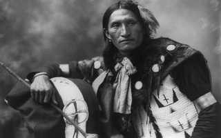 Часть оружия настоящих индейцев. Оружие индейцев