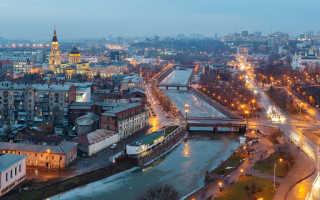 Куда податься прогуляться в Харькове