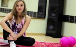 Упражнения бодифлекс. Видео с Мариной Корпан