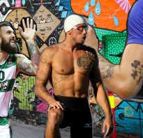 Тату олимпийские кольца. Удивительные олимпийские татуировки (40 фото)