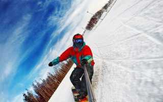 Как научится ездить на сноуборде. Резаные повороты