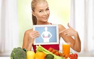 Правила питания при занятии шейпингом. Шейпинг питание