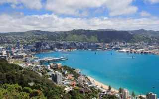 Новая Зеландия: коренное население. Новая Зеландия: плотность и численность населения