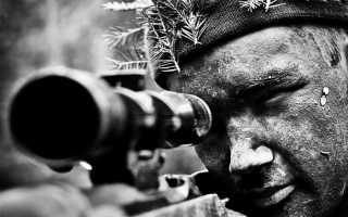 Снайперская дуэль. Снайперские дуэли Великой Отечественной войны