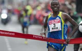 Самый быстрый человек в мире по бегу. Cамый быстрый человек в мире