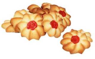 Калорийность печенья курабье 1 шт. Печенье курабье