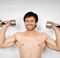 Рост мышечной массы после 30 лет мужчине.