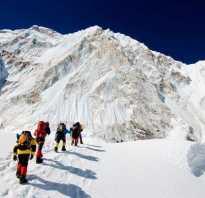 Трупы на горе эверест. Смерть на Эвересте: тела погибших альпинистов до сих пор лежат на его склонах