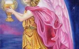 Ангел стреляющий из лука как называется. Амур, стреляющий из лука