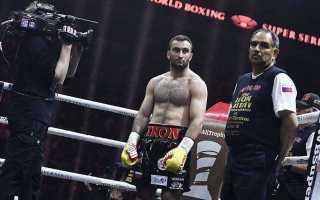 Всемирной серии бокса календарь и результаты. Лига чемпионов: два россиянина поспорят за титул Всемирной боксёрской суперсерии