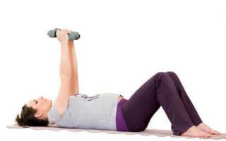 Какие упражнения надо во время беременности. Упражнение для груди