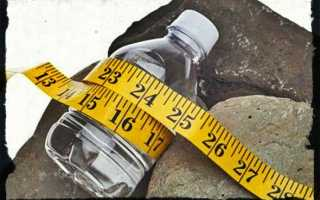 Питьевая диета для похудения и очищения организма. Польза и вред питьевой диеты
