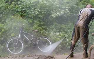 Чем отмыть покрышку велосипеда. Как правильно мыть велосипед — подробная инструкция