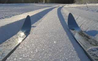 Разница между лыжами для классики и конька. Классический и коньковый стили катания