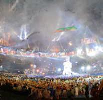 Первые летние паралимпийские игры. Информационный портал