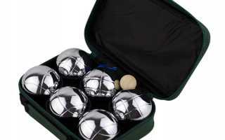 Игра металлическими шарами на песке как называется. Петанк: история, правила и хитрости франзузской игры