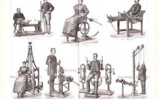 История фитнеса. Откуда взялся фитнес