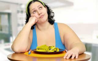 Меню строгой диеты для похудения. Суть и требования
