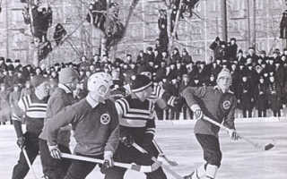 Хоккей с мячом — бенди. История появления хоккея с мячом