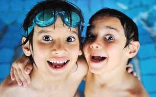Плавание для Детей. Плюсы, минусы и предостережения