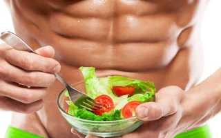 Спорт питание меню на неделю. Спортивная диета для мужчин