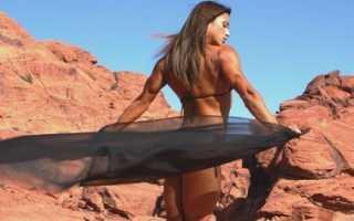 Три железных леди: женская сила культуристок. Красиво или уродливо? Самые мощные женщины-бодибилдеры в мире (15 фото)