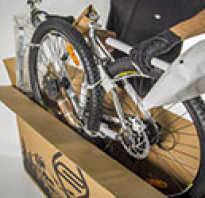 Инструкция по сборке велосипеда из коробки. Как собрать велосипед из коробки stels