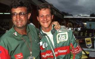 Михаэль Шумахер: биография автогонщика, достижения и интересные факты. Михаэль Шумахер Michael Schumacher
