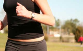 Бег против целлюлита: польза и рекомендации. Бег от целлюлита: избавляемся быстро и эффективно