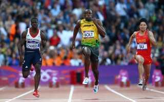 Выдающиеся личности в легкой атлетике. Величайшие спортсмены